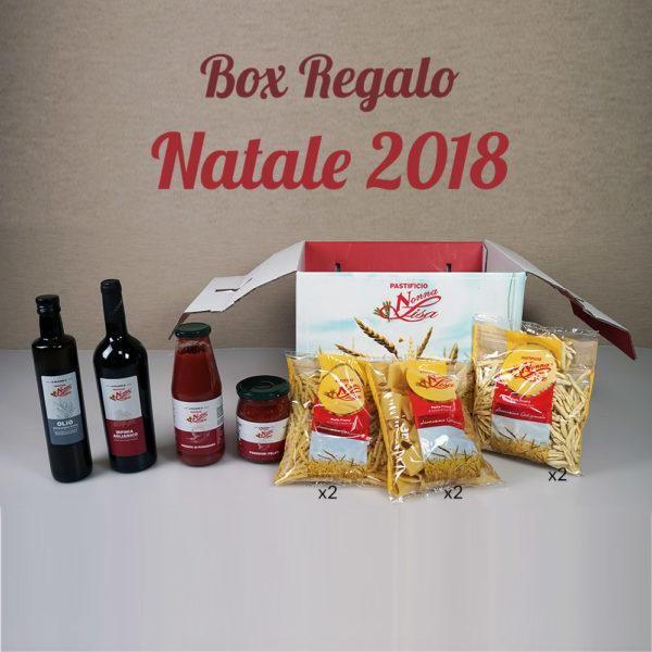 box-regalo-natale-2018 prodotti tipici